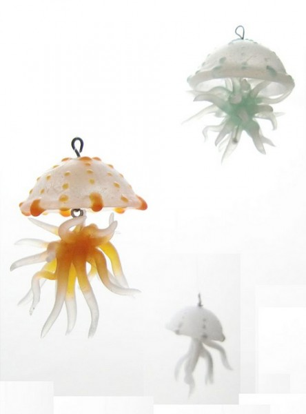 Three Little Jellyfish by Primatoide