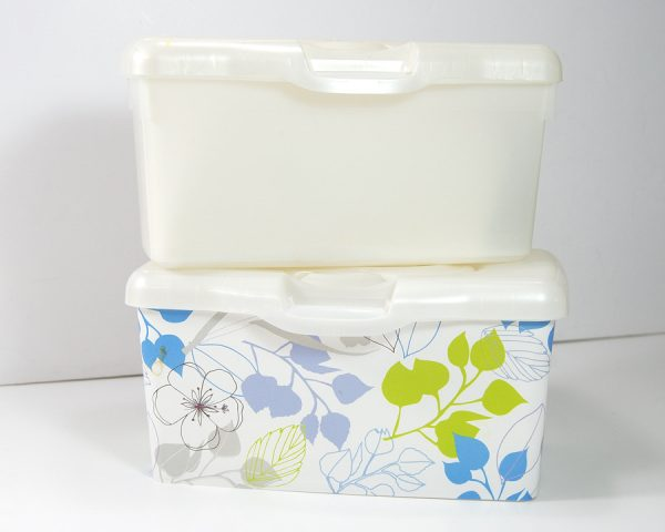 Diaper wipes are part of the Indispensable Tool Series by The Blue Bottle Tree