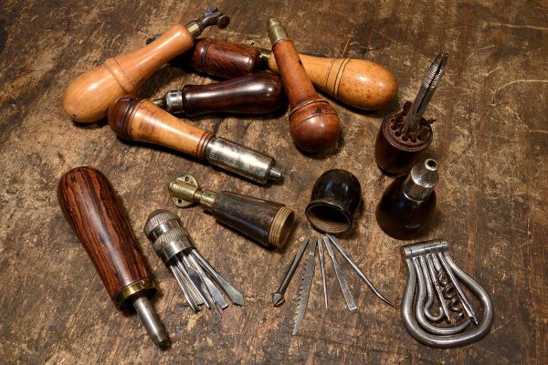 Antique Jeweler S Tools The Blue Bottle Tree