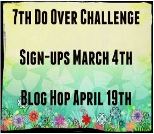 Join the 7th Do Over Challenge by Jeannie K Dukic