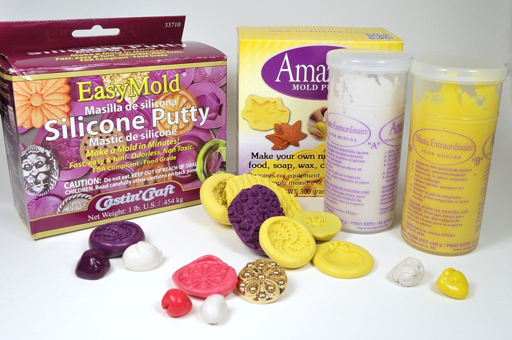 And introduction to silicone rubber molds for crafting use.