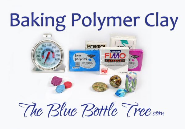 Questions about baking polymer clay? How long? What kind of oven? How to prevent burning? Tons of information here!
