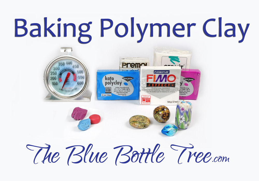 Baking Polymer Clay