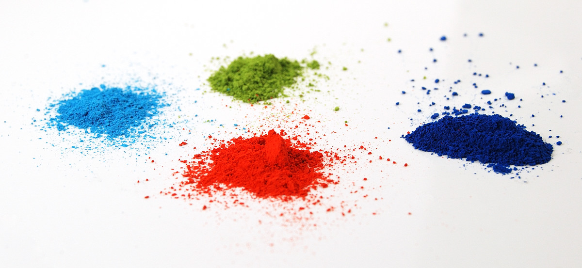 Pigments vs Dyes – What is the Difference?