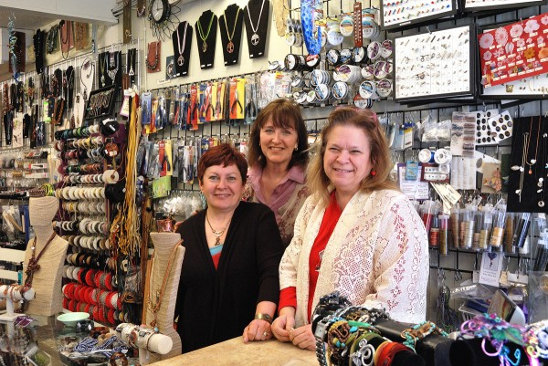 Meet the staff of Plum Bazaar, a local bead store in Branson, Missouri.