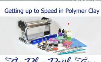 New to polymer clay? Here's what you need to know to get up and running with polymer clay.