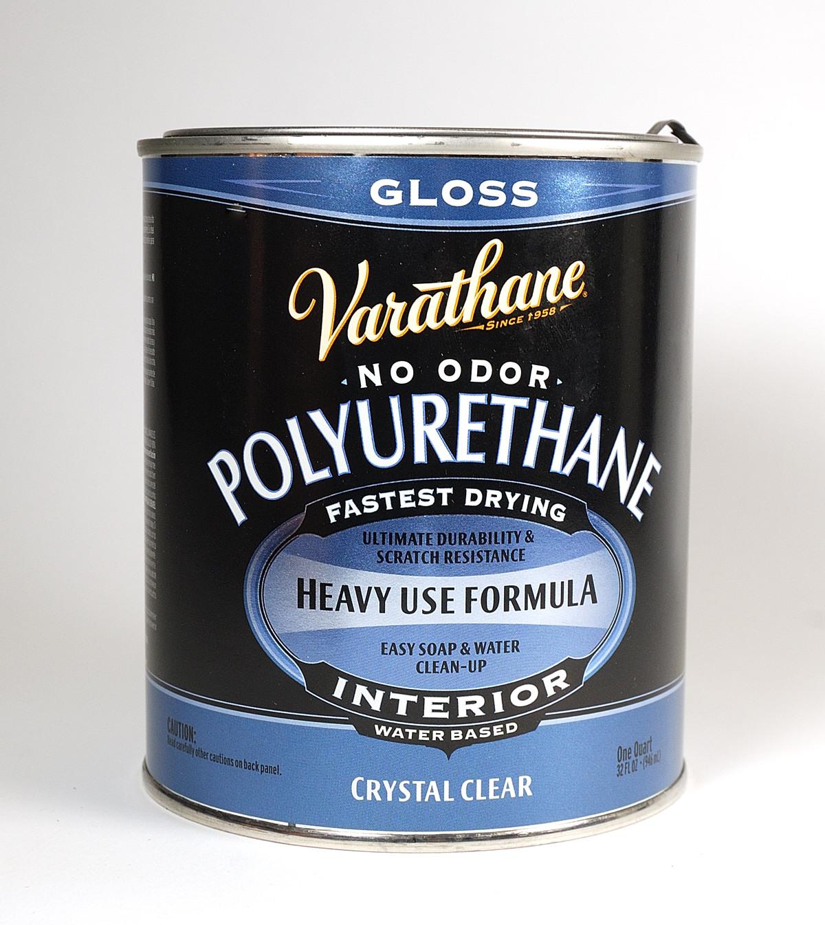 Varathane – The Best Polymer Clay Sealer