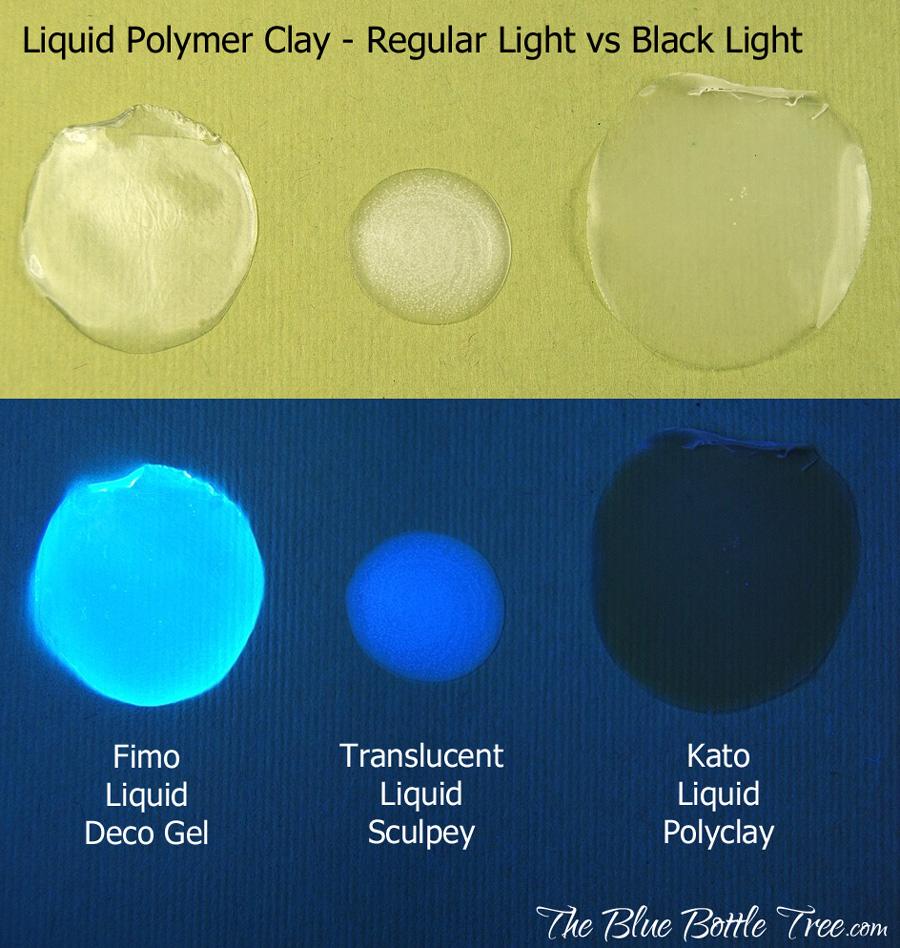 how to make translucent liquid sculpey