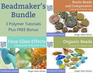 Love to make jewelry and want to use polymer clay to make beads? Here's a money-saving bundle of tutorials that will get you making beads like a pro.