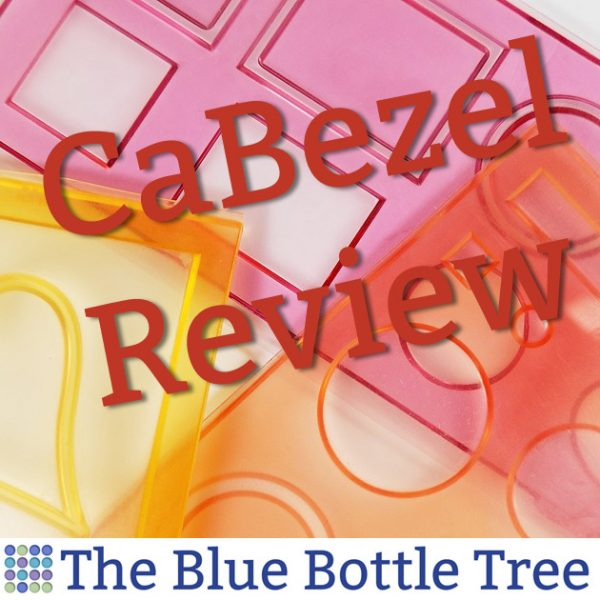 Curious about how to use CaBezel Molds? Read the review at The Blue Bottle Tree.