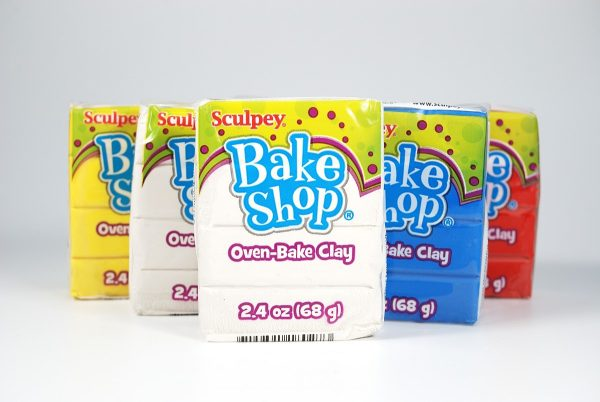 Bake Shop is a brand of polymer clay that's best used as a toy for small children, not for any serious artwork. It is soft and brittle.
