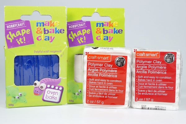 Generic or store brands are not the best polymer clay brands to use.