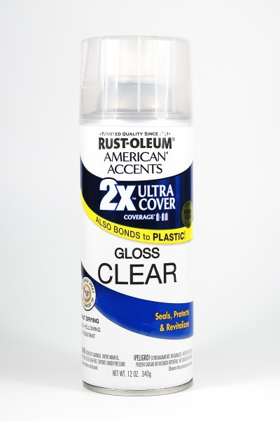 Rustoleum American Accents spray sealer is okay with Sculpey III, but not Premo or Fimo.