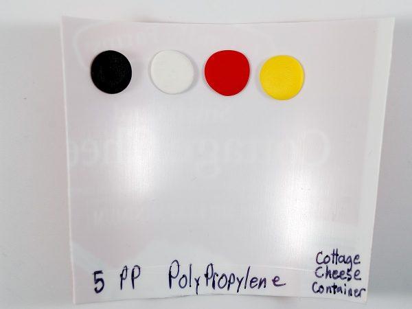 polypropylene polymer clay