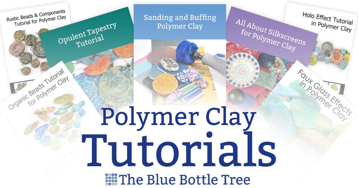 Polymer clay information, reviews, tutorials, and more.