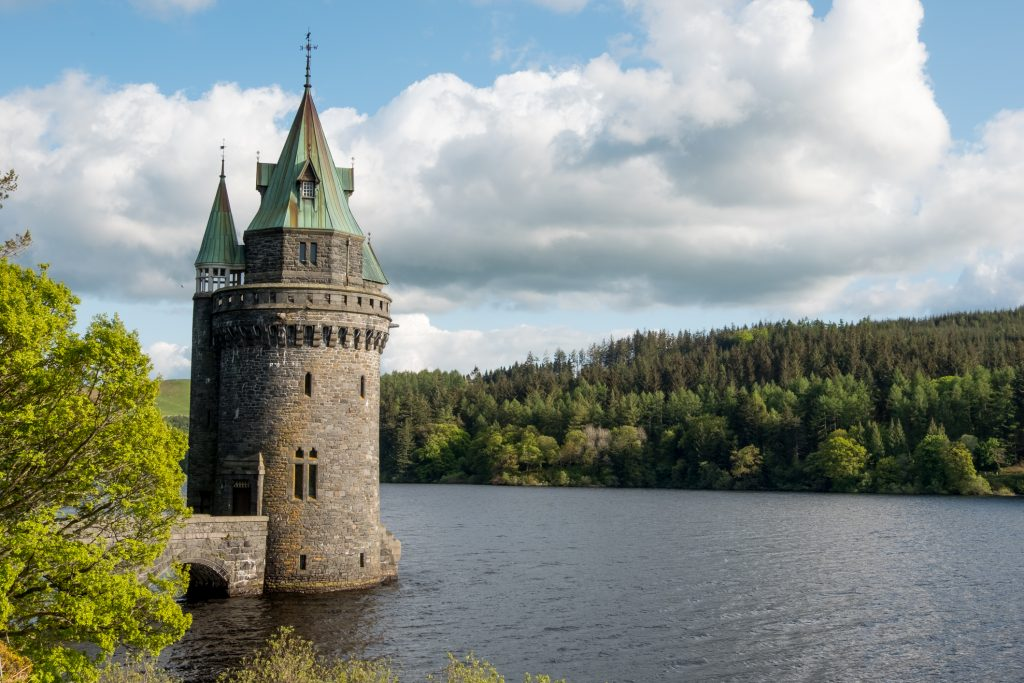 Liverpool's Water Supply - Lake Vyrnwy, Wales
