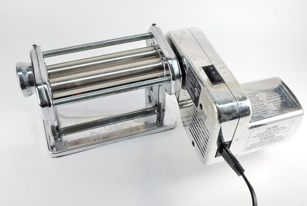 The Atlas pasta machines for polymer clay work best with a motor.