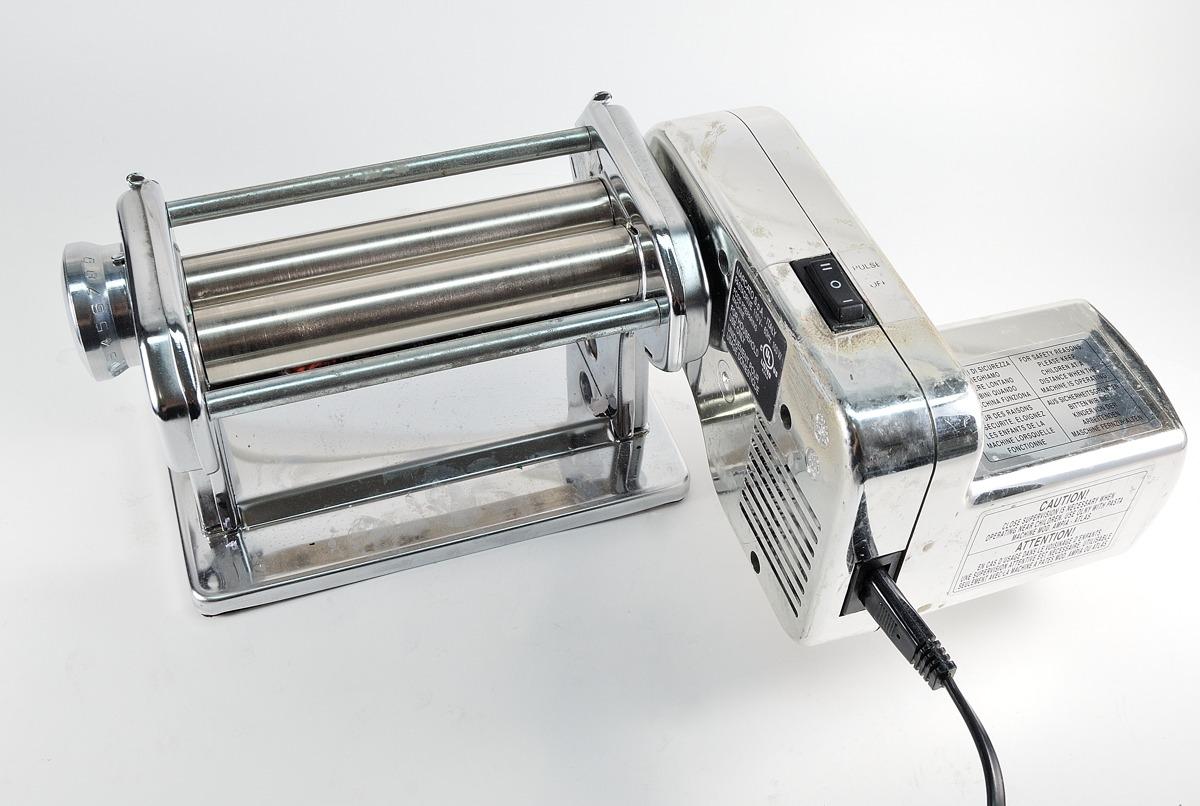 pasta machine with motor