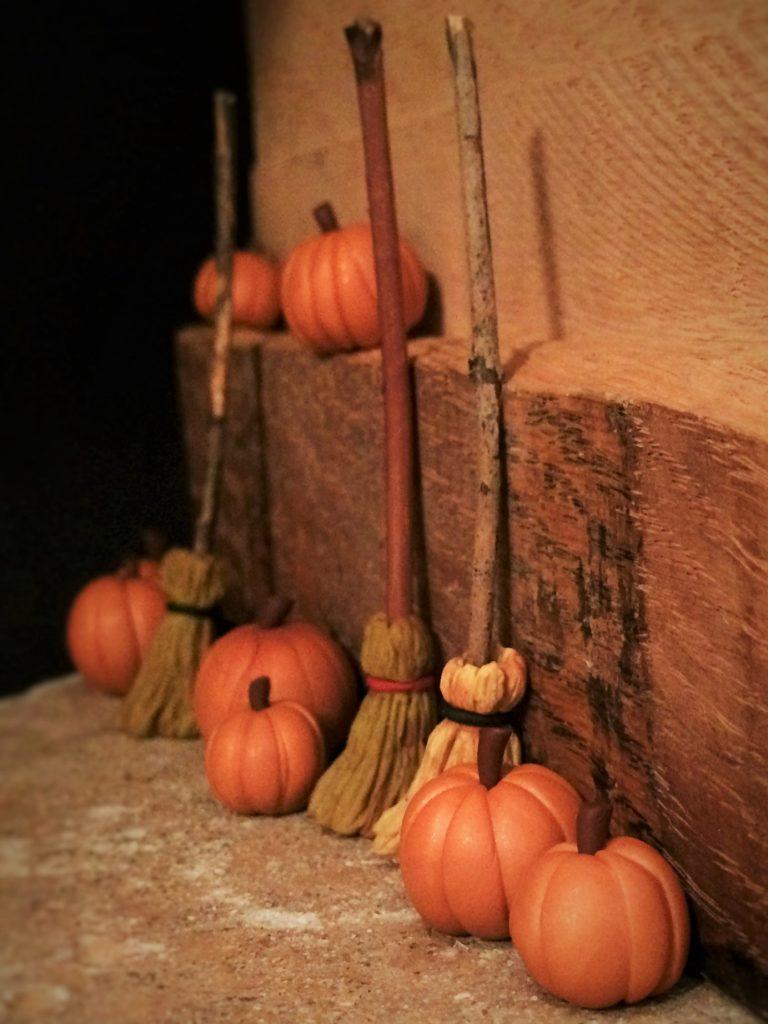 Pumpkins by Jennifer Sorensen of Wishing Well Workshop