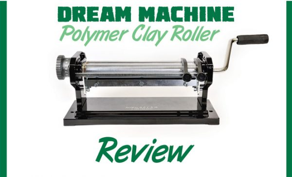 The Dream Machine is the first rolling machine designed by a polymer clayer for polymer clay. Come read the review and see if it's right for you.