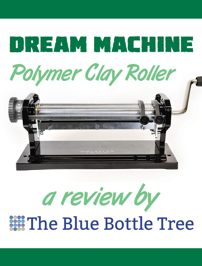 polymer clay rolling machine