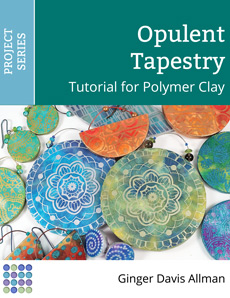 Opulent Tapestry Tutorial for Polymer Clay