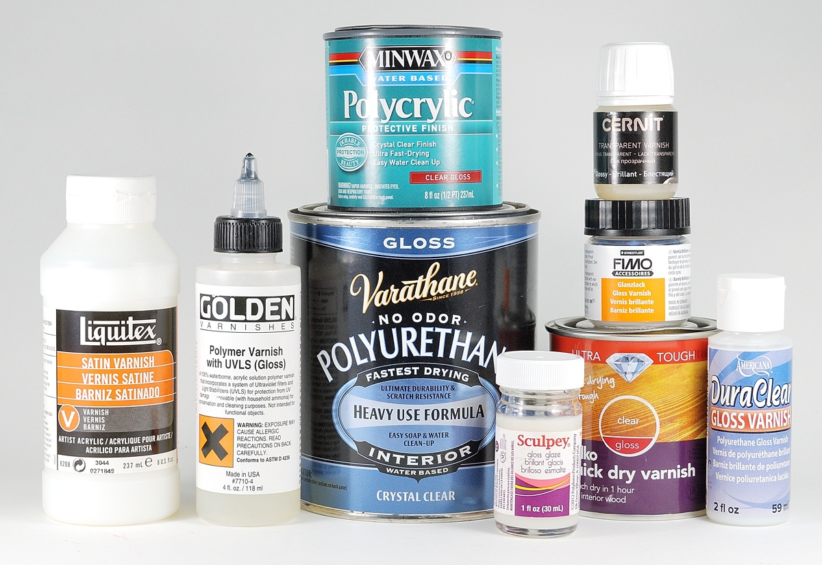 This Includes Artists Varnishes Wood Glazes Sold By The Clay Manufacturers Themselves And Even Floor Finishes Broad Group Of Products