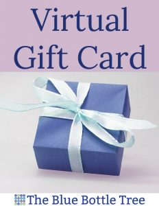 Order a gift card to give a friend the gift of tutorials.