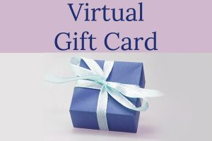 Order a gift certificate for a friend.