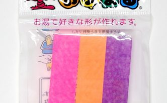 Oyumaru, a reusable molding material is perfect for use with polymer clay and resin.