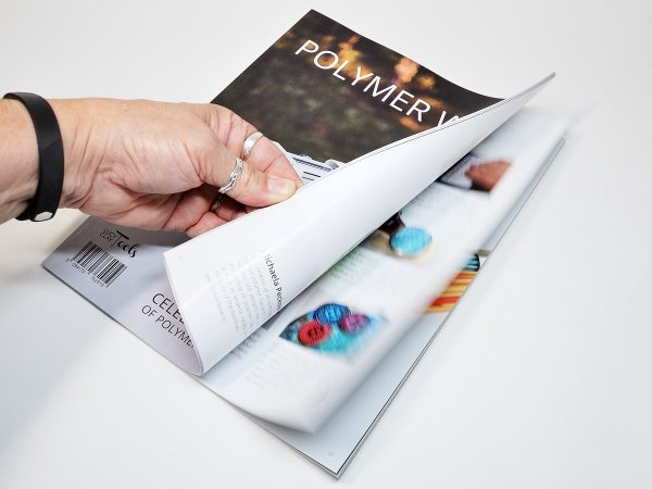 Polymer Week is the newest polymer clay magazine, put out by the Lucy Clay Tools company from Czech Republic.