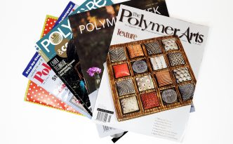 Learn about the polymer clay magazines that are available in print and digital form.