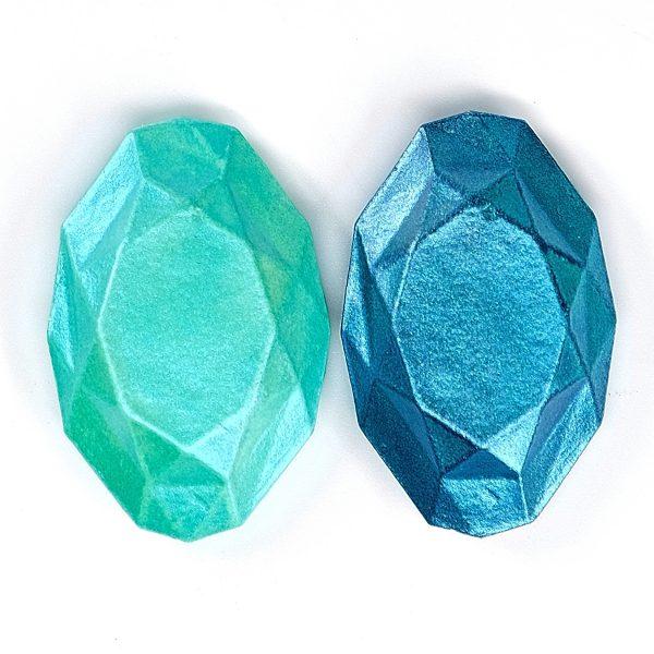 Duo Aqua-Blue Pearl Ex