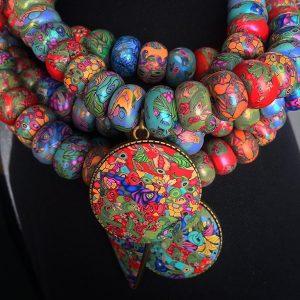 Necklaces by Poly Crea