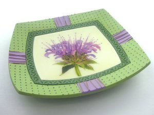 Bowl by Phyllis Polema-Cahill of Busy Nuthatch Designs
