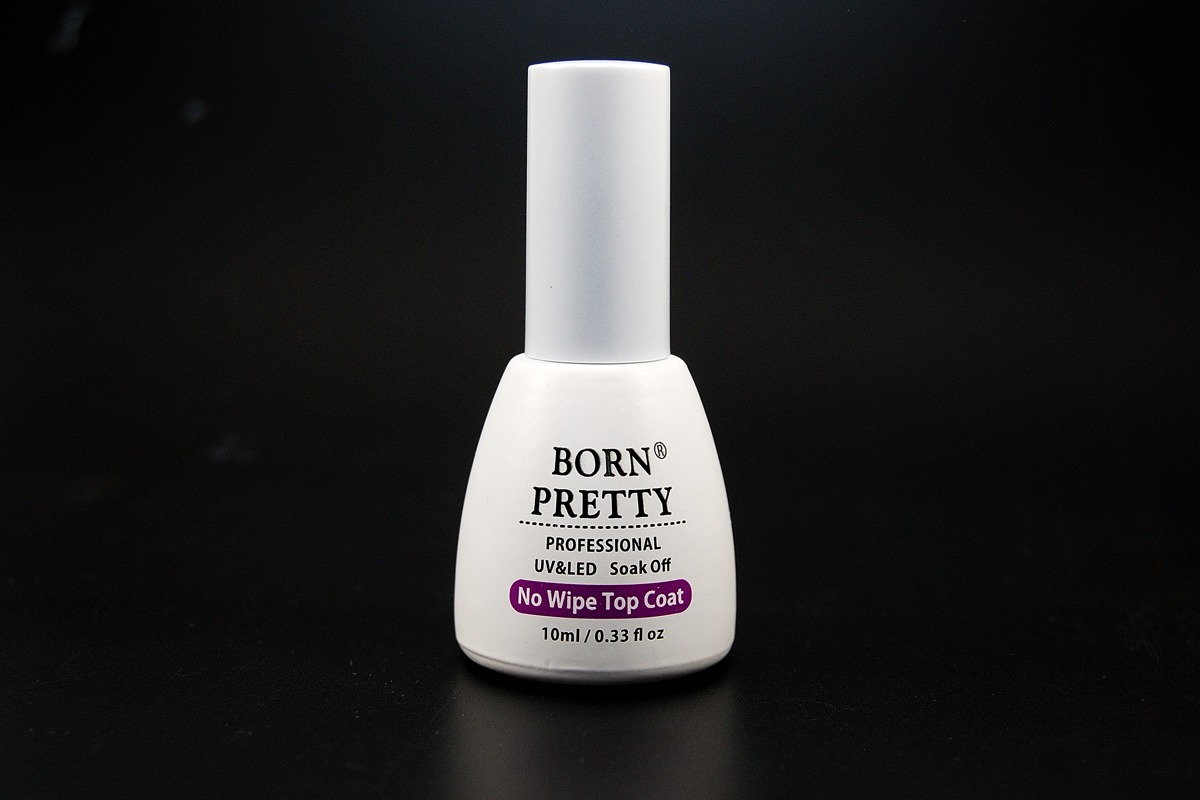 UV nail polish is a UV cure resin that can be used on polymer clay.