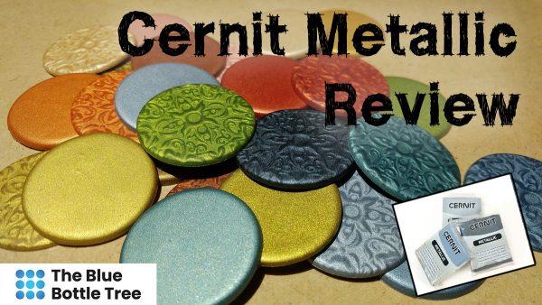 cernit metallic review