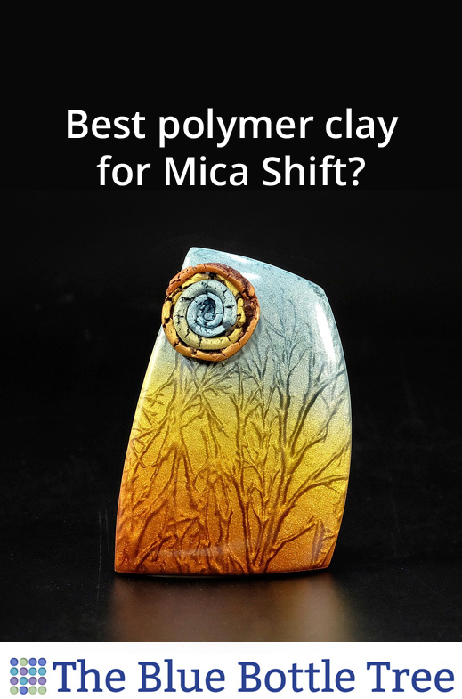 What is the best brand for mica shift in polymer clay?