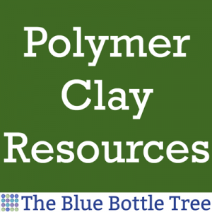 Listings of polymer clay resources that will be helpful for the polymer clay community.