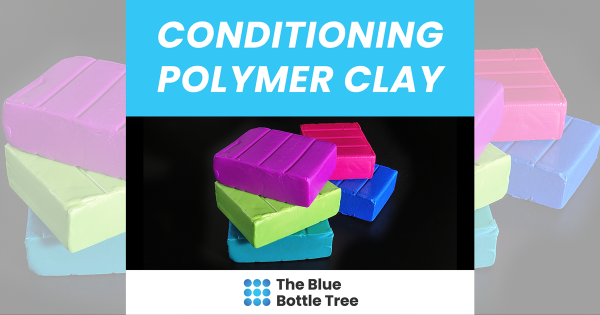 Conditioning polymer clay