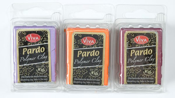 packages of pardo polymer clay