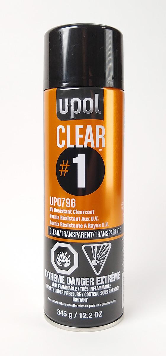 U-POL #1 spray
